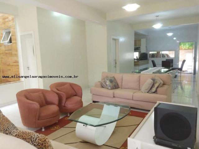Parangaba, Casa plana com 05 quartos, 10 vagas, 378 M2, aceita financiamento, CP 100 - Foto 4
