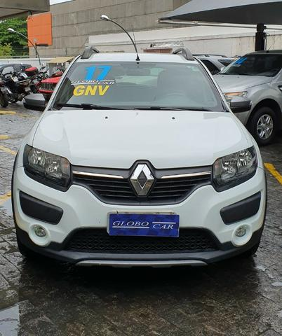 Renault sandero step way 2017 com gnv