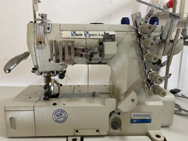 Máquina INDUSTRIAL Galoneira de costura