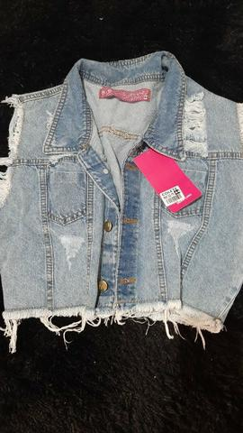 Coletes Jeans PROMOÇÃO - Foto 3
