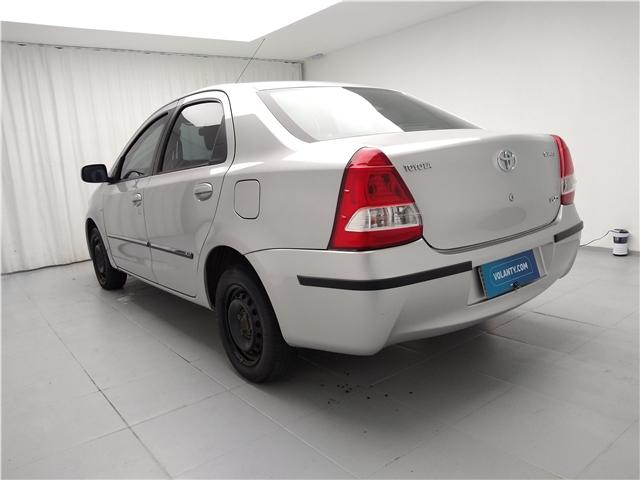 Toyota Etios 1.5 xs sedan 16v flex 4p manual - Foto 6