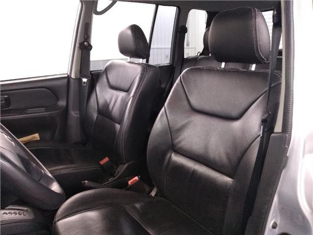 Mitsubishi Pajero tr4 2.0 4x2 16v 140cv flex 4p automático - Foto 9