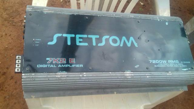 Módulo Stetsom 7k2 E 2ohms