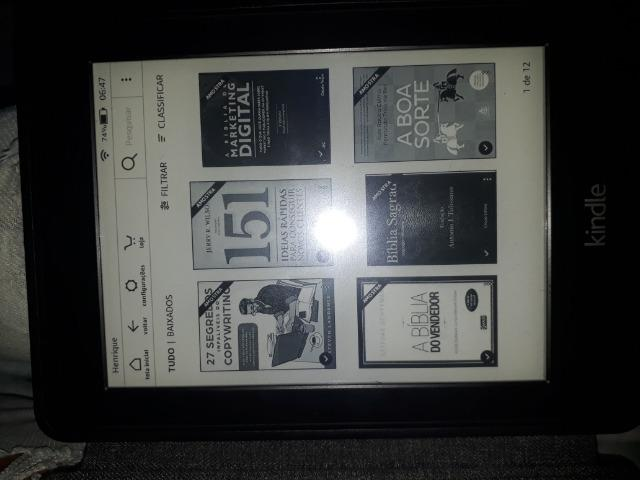 Kindle - Foto 3