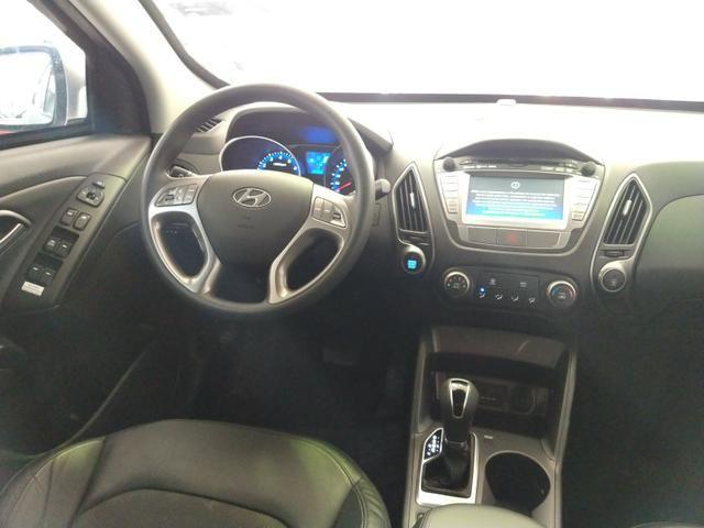 Hyundai ix35 2.0L 16v GLS (Flex) (Aut) 2016 Blindado - Foto 7