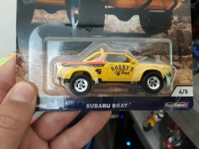 Miniatura hot wheels shop trucks - Foto 2