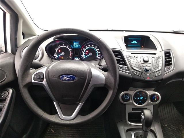 Ford Fiesta 1.6 se hatch 16v flex 4p automático - Foto 13