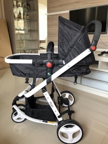 Carrinho de Bebê Passeio Safety 1st Travel System - Mobi com Bebê Conforto - Foto 2