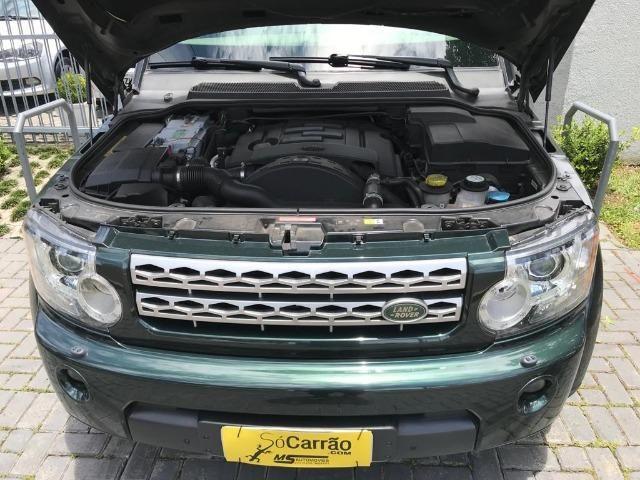 Oportunidade Land Rover Discovery4 3.0 hse Blindado - Foto 15