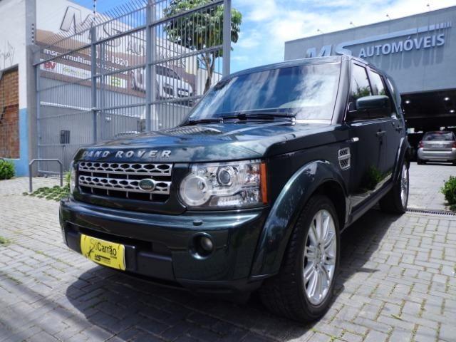 Oportunidade Land Rover Discovery4 3.0 hse Blindado