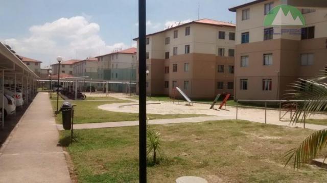 Apartamento residencial à venda, sítio cercado, curitiba. - Foto 17