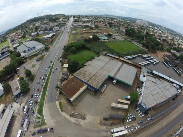 Galpão/depósito/armazém para alugar em Ipiranga, Goiânia cod:1103 - Foto 3
