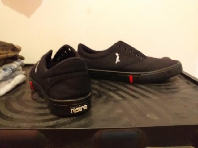 50a1576c46 Vendo tênis da reserva 50 reais - Roupas e calçados - Centro