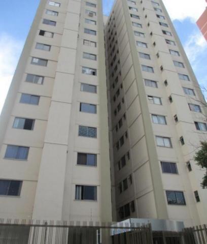 Apartamento para alugar com 3 dormitórios em Setor central, Goiânia cod:628