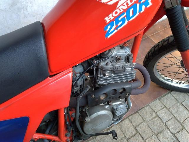 Honda Xlx 250 R - 1991 - Impecável - Raridade - Original - Foto 3