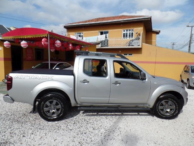 Nissan Frontier SV Attack 4X4 - 2014 - Foto 7