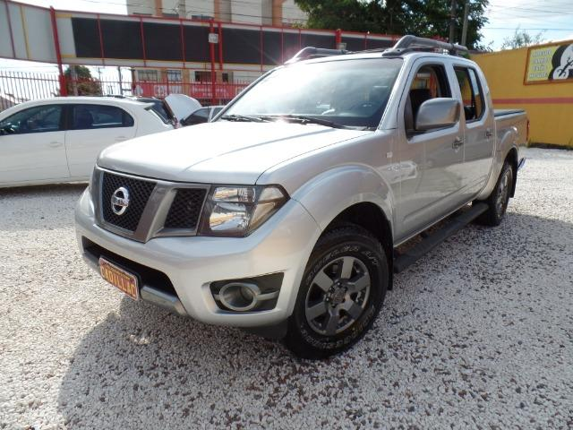 Nissan Frontier SV Attack 4X4 - 2014 - Foto 2