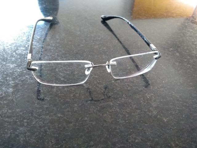 489c8b21a878f Óculos de Grau Ray-Ban Balgriff Titanio unissex - Bijouterias ...