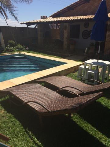 Excelente casa na praia da tabuba do morro branco Beberibe alugo 900 reais - Foto 3