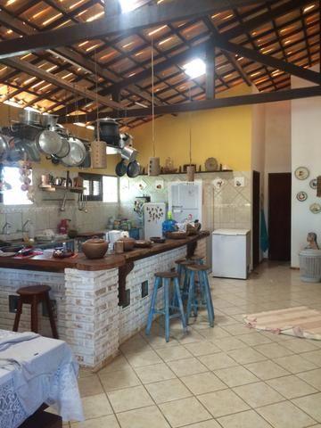 Excelente casa na praia da tabuba do morro branco Beberibe alugo 900 reais - Foto 5