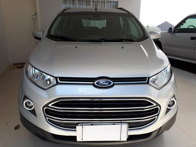 Ford Ecosport titanium 2.0 autom. 2013 completo