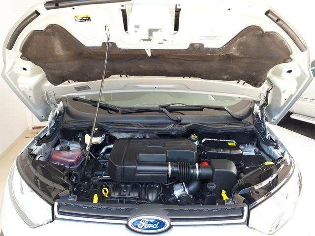 Ford Ecosport titanium 2.0 autom. 2013 completo - Foto 10