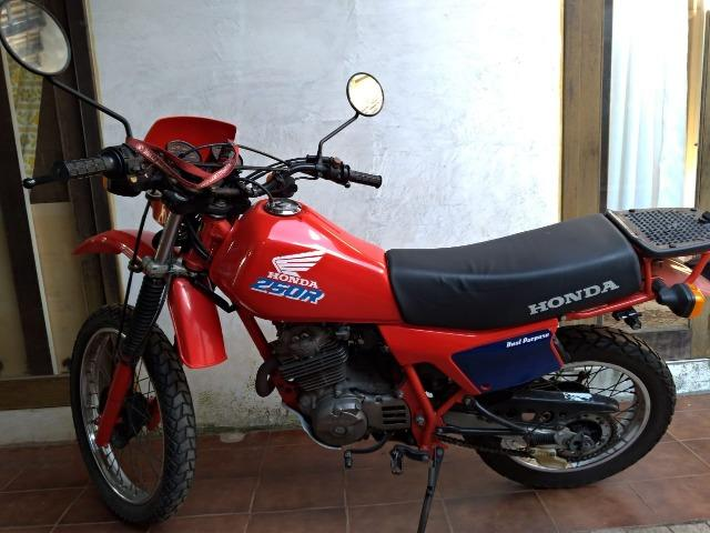 Honda Xlx 250 R - 1991 - Impecável - Raridade - Original - Foto 9