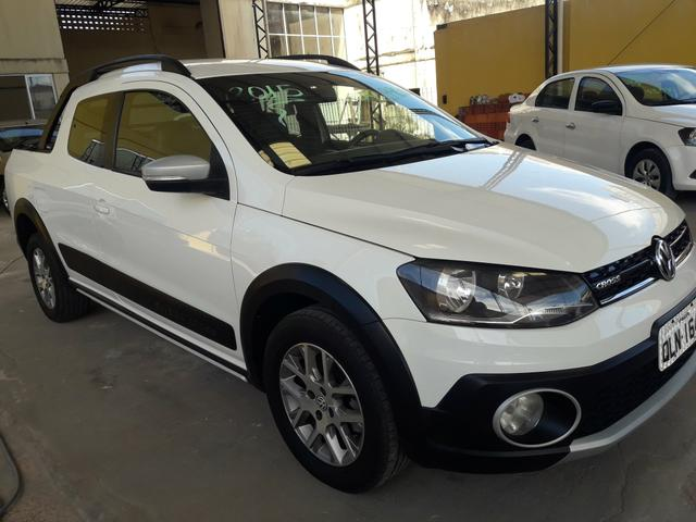OFERTA VW/SAVEIRO CROSS 2015 1.6 comp - Foto 4