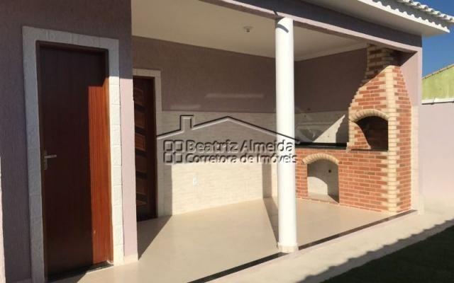 Maravilhosa casa de 3 quartos, sendo 1 suíte, pronta para morar! - Foto 3