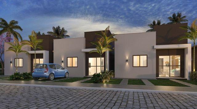 Oportunidade-Lançamento Jardim das Acácias - Casa 2/4 com área para ampliação