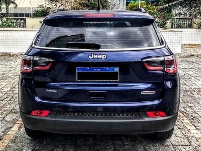 Jeep Compass 2.0 16v flex longitude automático - Foto 2
