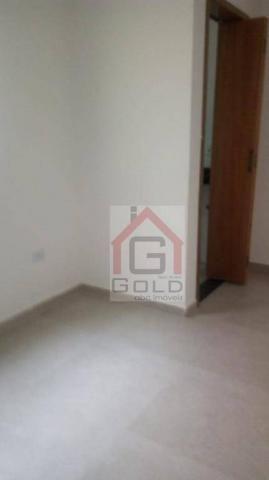 Sobrado com 2 dormitórios à venda, 70 m² por R$ 350.000 - Vila São Pedro - Santo André/SP - Foto 12