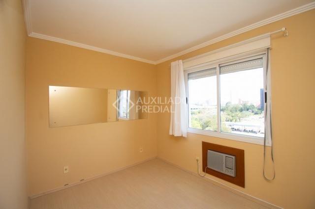 Apartamento para alugar com 2 dormitórios em Jardim do salso, Porto alegre cod:320885 - Foto 19