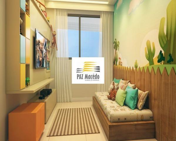 Apartamento Em Olinda 3 Quartos, 2 Suítes, 100m², Lazer Completo, 2 Vaga - Foto 5
