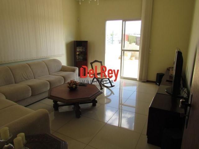 Cobertura à venda com 3 dormitórios em Caiçaras, Belo horizonte cod:2551 - Foto 6