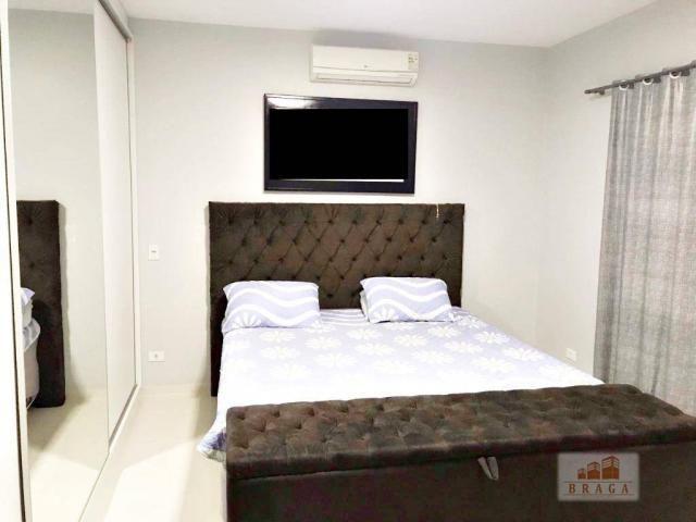 Casa com 2 dormitórios à venda, 106 m² por R$ 220.000,00 - Jardim Oasis - Navirai/MS - Foto 13