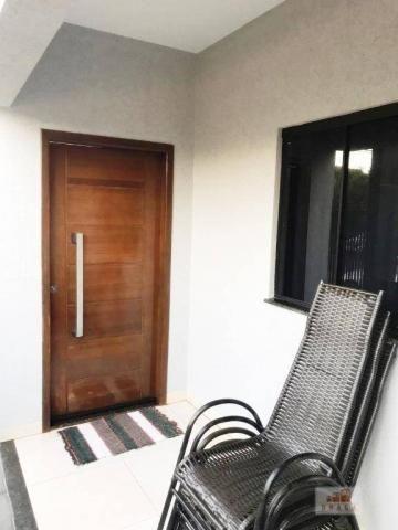 Casa com 2 dormitórios à venda, 106 m² por R$ 220.000,00 - Jardim Oasis - Navirai/MS - Foto 8
