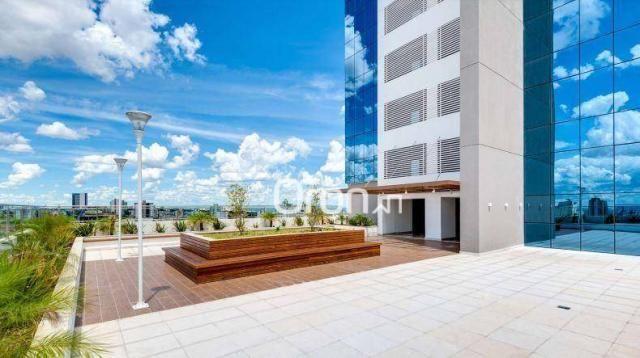 Sala à venda, 31 m² por R$ 199.000,00 - Vila São Tomaz - Aparecida de Goiânia/GO - Foto 10