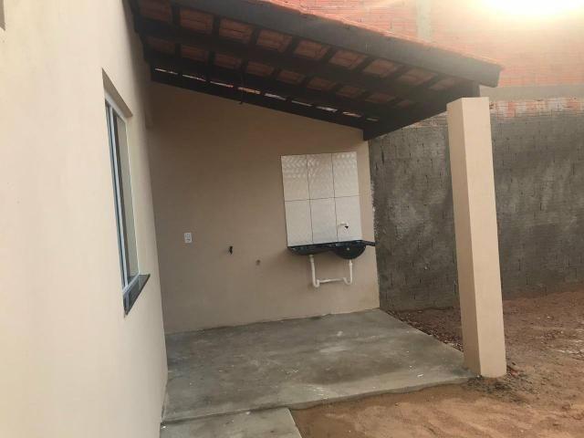 Vendo ou Troco Casa no Residencial Maranata 01, avista ou financiada - Foto 18
