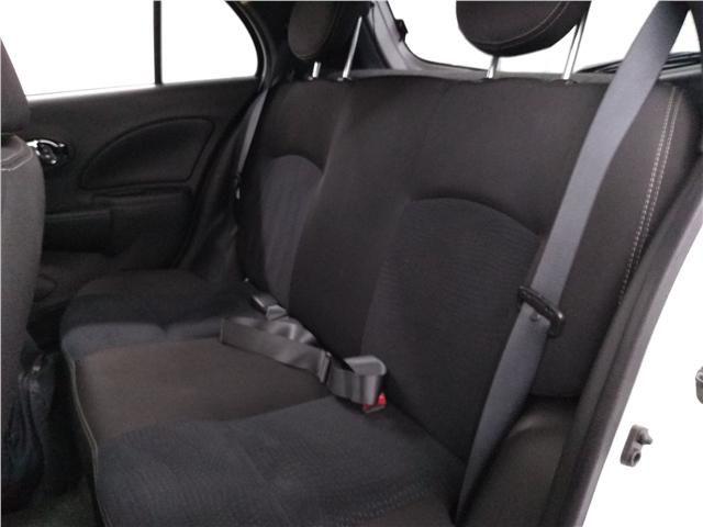 Nissan March 1.6 sl 16v flex 4p xtronic - Foto 11