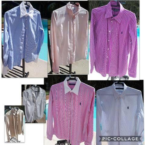 Camisas Femininas Ralph Lauren Armani originais