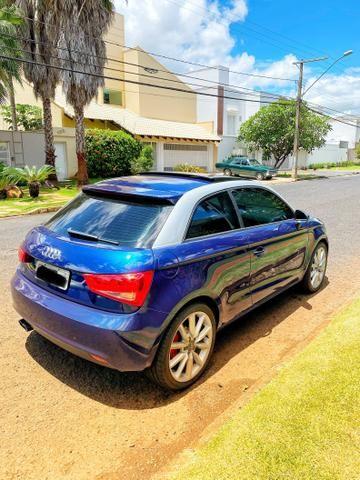 Audi A1 S-Tronic - 1.4 - Qualidade Impecável - ACEITO TROCAS - Foto 5