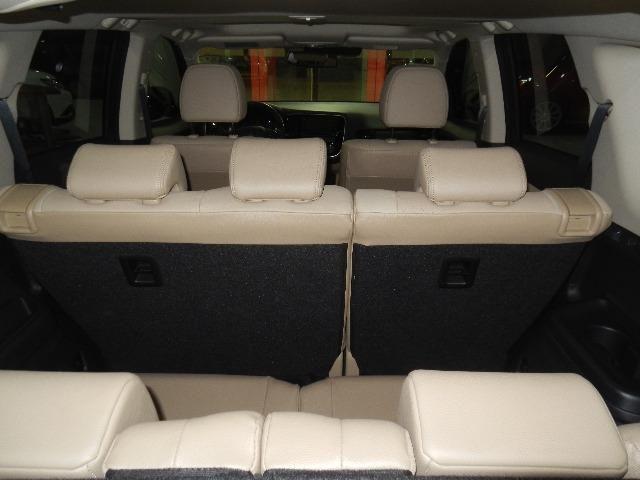 Mitsubishi Outlander 2.2 Diesel Top de linha 7 Lugares Couro Bege Xenon Teto - Foto 16