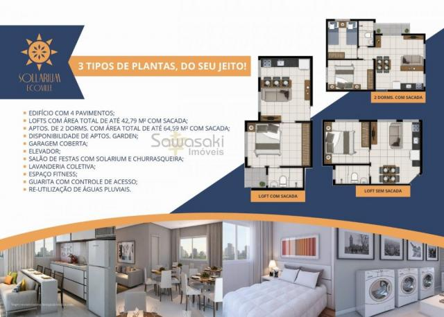 Apartamento, Ecoville, Curitiba-PR - Foto 7