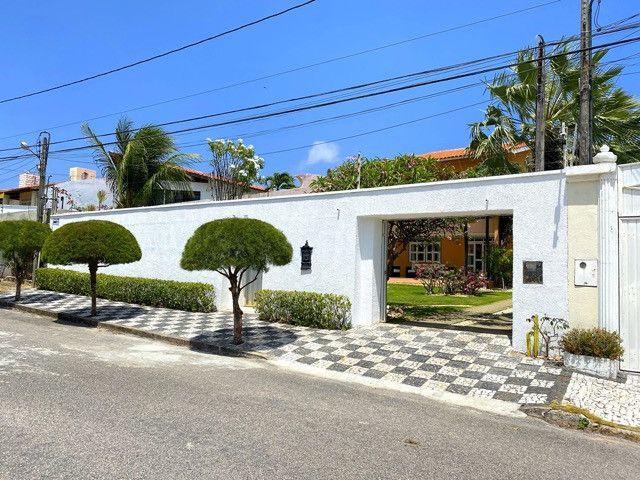 Casa duplex 500m² com 4 suítes máster 5 Vagas Cobertas. De Lourdes (Dunas) Fortaleza - CE - Foto 3