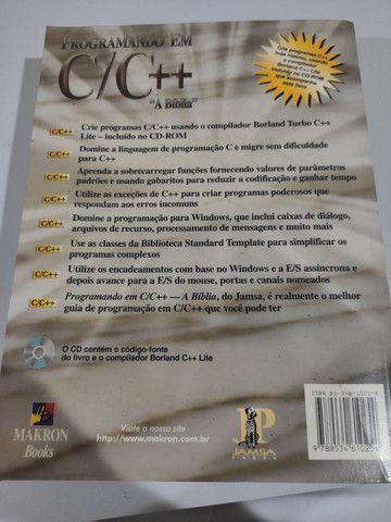 "Programando em C/C++, ""A Bíblia"" -Kris Jamsa/Lars Klander - Foto 6"