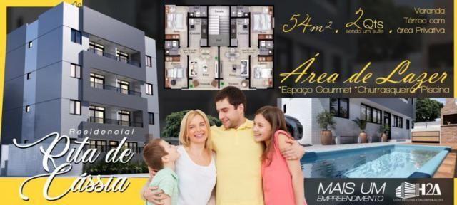 Apartamento à venda com 02 dormitórios em Valentina, João pessoa cod:009177 - Foto 8