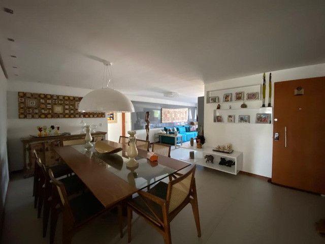 Apartamento 3 Suítes, Mobiliado, 157m², Alto Padrão - Ponta Verde - Foto 10