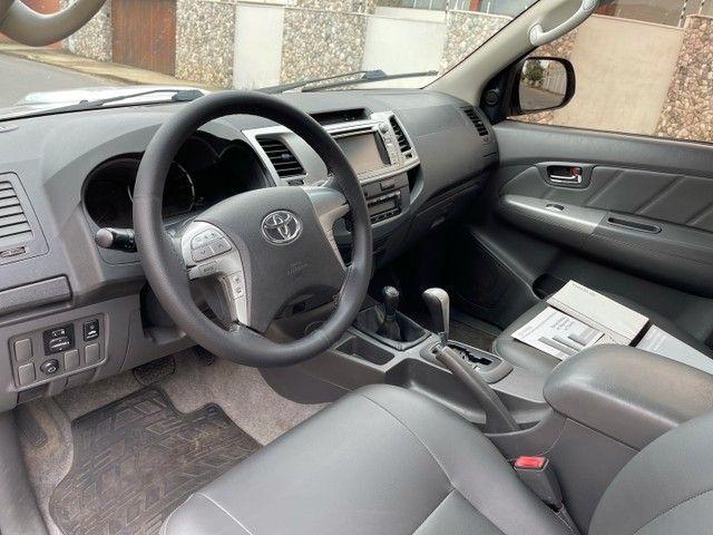 Toyota Hilux 3.0 SRV 2013 TOP Controle tração OPORTUNIDADE ABAIXO FIPE - Foto 13