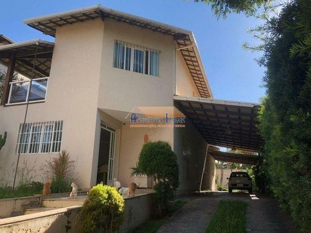 Casa à venda com 4 dormitórios em Bandeirantes, Belo horizonte cod:46785
